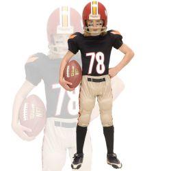 Disfraz de Jugador Futbol Americano infantil Tienda de disfraces online - venta disfraces