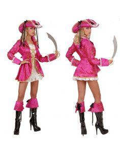 Disfraz Pirata Capitán Lujo para mujer Tienda de disfraces online - venta disfraces