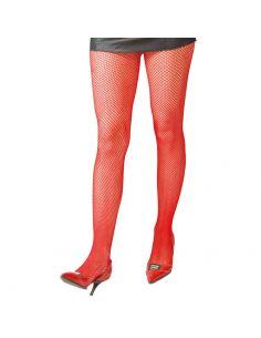 Panty de Red en Rojo Tienda de disfraces online - venta disfraces