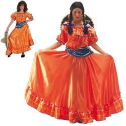 Disfraz Mejicana adulto Tienda de disfraces online - venta disfraces