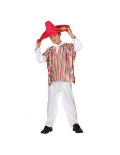 Disfraz Mejicano infantil