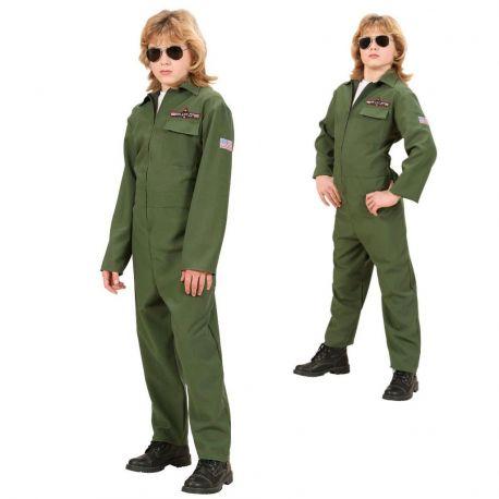 Disfraz Piloto de Caza infantil Tienda de disfraces online - venta disfraces