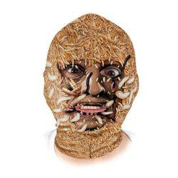 Mascara Gusanos de lycra