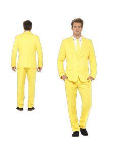 Traje Amarillo para hombre Tienda de disfraces online - venta disfraces