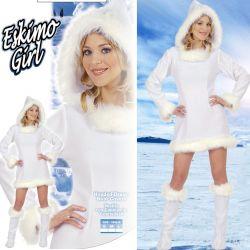 Disfraz de Mujer Esquimal Tienda de disfraces online - venta disfraces