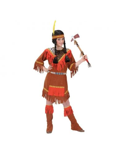 Disfraz de India Sioux infantil Tienda de disfraces online - venta disfraces