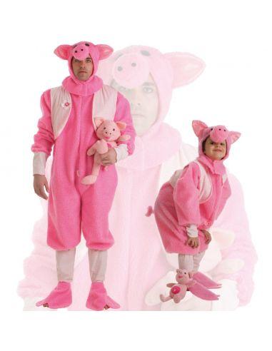Disfraz de Cerdito para hombre Tienda de disfraces online - venta disfraces