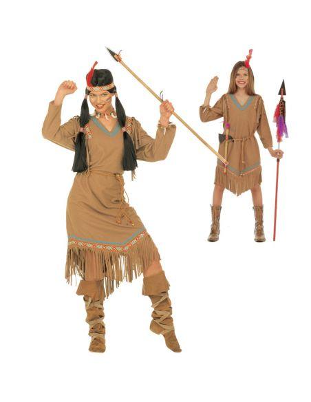 Disfraz de India Cheyenne Tienda de disfraces online - venta disfraces