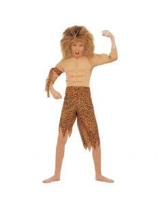 Disfraz de Tarzan de la jungla Musculoso infantil Tienda de disfraces online - venta disfraces