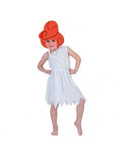 Disfraz de Wilma Picapiedra infantil Tienda de disfraces online - venta disfraces