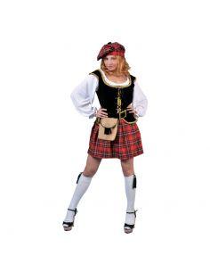 Disfraz Escocesa para Adulta Tienda de disfraces online - venta disfraces