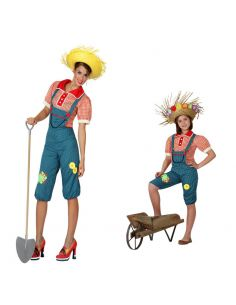 Disfraz Granjera Adulta Tienda de disfraces online - venta disfraces