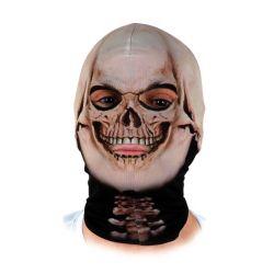 Mascara Esqueleto Licra