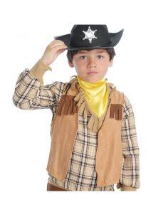 Chaleco Vaquero infantil Tienda de disfraces online - venta disfraces
