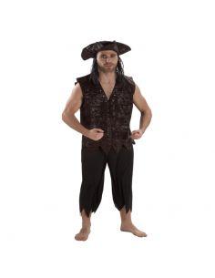 Conjunto pirata para adulto Tienda de disfraces online - venta disfraces