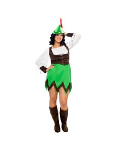 Disfraz de Robin Hood para mujer Tienda de disfraces online - venta disfraces