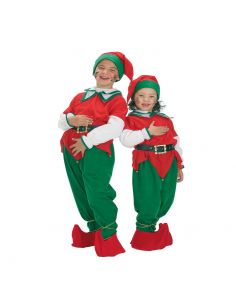 Disfraz de Duende unisex infantil