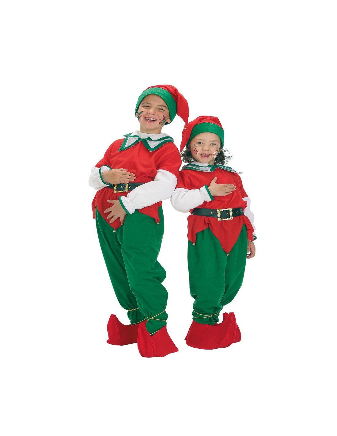 Disfraz de duende unisex infantil tienda de disfraces - Disfraces de duendes de navidad ...
