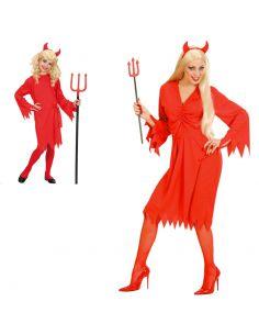 Disfraz Diablesa para Mujer Tienda de disfraces online - venta disfraces