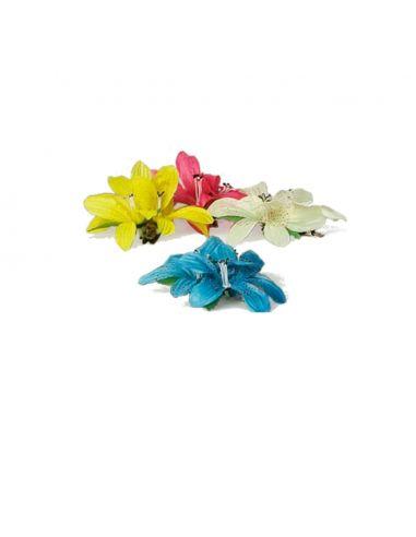 Flor Hawaiana Clip