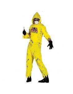 Disfraz Zombie Radioactivo para adulto Tienda de disfraces online - venta disfraces