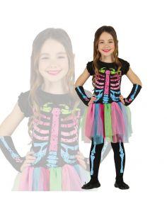 Disfraz Esqueleto tutu infantil Tienda de disfraces online - venta disfraces