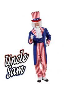 Disfraz del Tio Sam para adulto Tienda de disfraces online - venta disfraces