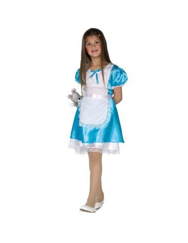 Disfraz de Alicia en el País de las Maravillas para niña Tienda de disfraces online - venta disfraces