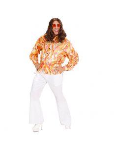 Camisa Años 70 Talla XXL Tienda de disfraces online - venta disfraces