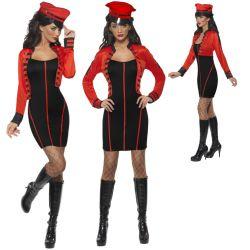 Disfraz Estrella del Pop Militar Tienda de disfraces online - venta disfraces