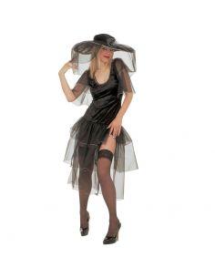 Disfraz Viuda Alegre para mujer Tienda de disfraces online - venta disfraces