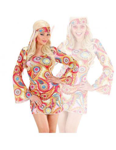 Disfraz de Mujer Años 70 Tienda de disfraces online - venta disfraces