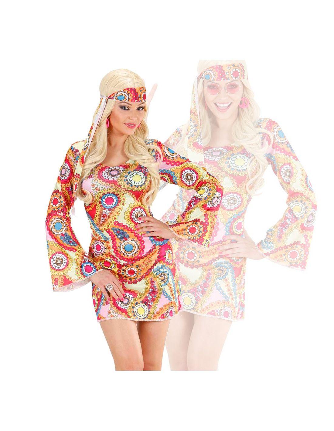 Vestidos de los 70 mujer
