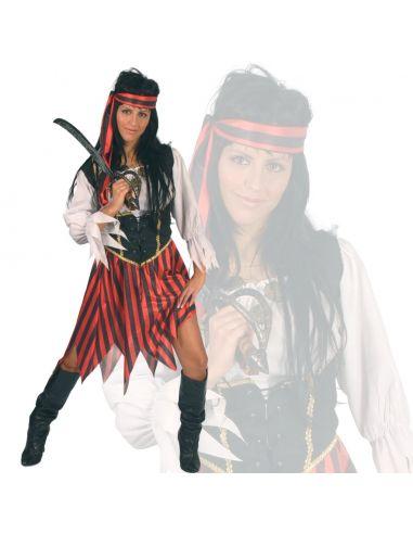 Disfraz de Pirata Mujer Tienda de disfraces online - venta disfraces