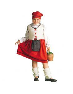 Disfraz de Pastorcilla Infantil