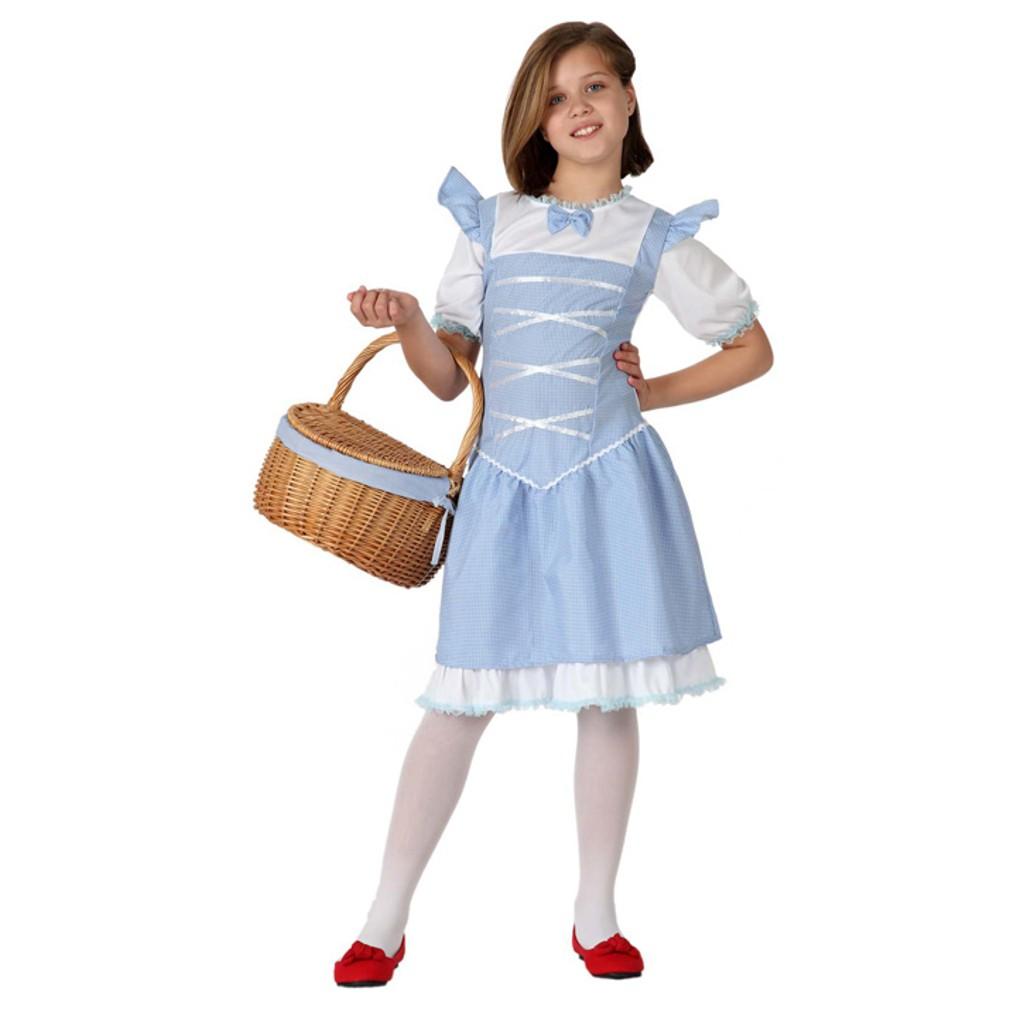 Disfraz Dorothy para niña  d993788593c