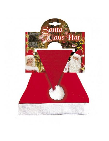 Gorro para Papa Noel Tienda de disfraces online - venta disfraces