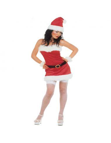 Disfraz de Mama Noel Sexy Talla XL