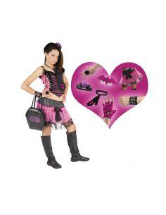 Bolso Gótico Girls con Accesorios Tienda de disfraces online - venta disfraces