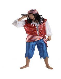 Disfraz para hombre Bucanero Tienda de disfraces online - venta disfraces