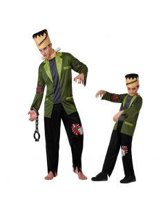 Disfraz Monstruo Frankestein para hombre Tienda de disfraces online - venta disfraces