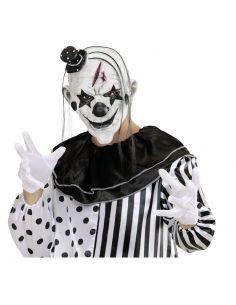Máscara Payaso Asesino con Pelo