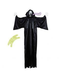 La muerte con tórax luminoso para Halloween Tienda de disfraces online - venta disfraces