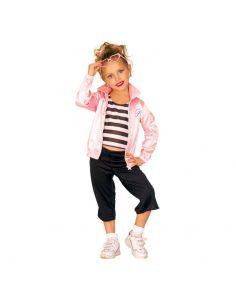 Disfraz de Pink Ladies Grease infantil Tienda de disfraces online - venta disfraces