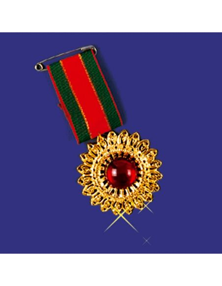 Medallón con piedra Tienda de disfraces online - venta disfraces