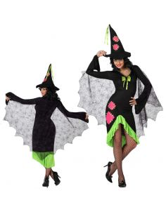 Disfraz Bruja con Alas para mujer Tienda de disfraces online - venta disfraces