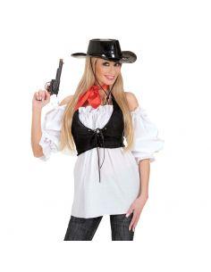 Camisa Blanca de Pirata para mujer Tienda de disfraces online - venta disfraces