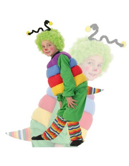 Disfraz Gusanito infantil Tienda de disfraces online - venta disfraces