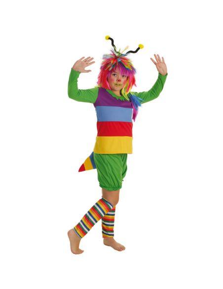 Disfraz Gusanita infantil Tienda de disfraces online - venta disfraces
