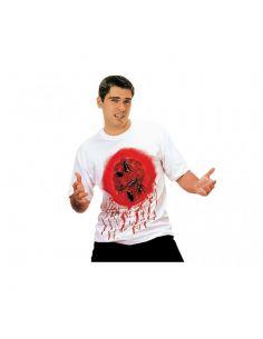 Camiseta Sangrienta Cucarachas Tienda de disfraces online - venta disfraces
